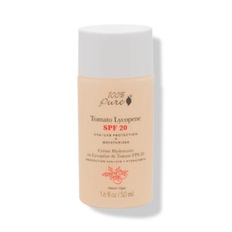 100% Pure Tomato Lycopene spf 20 - 50 ml