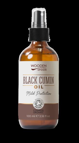 Wooden Spoon Black Cumin Oil - 100 ml