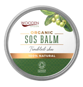 Wooden Spoon SOS Balm for troubled skin - 60 ml
