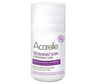 Acorelle Sensitive Skin Deodorant -50ml