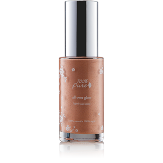 100% Pure All over Glow - Lighty Sun Kissed Luminizer - 40ml