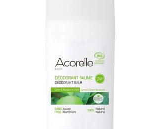 Acorelle Lemon & Green Mandarine Deodorant Stick - 50 ml
