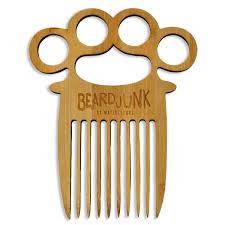 Beard Junk  Beard Comb by Waterclouds