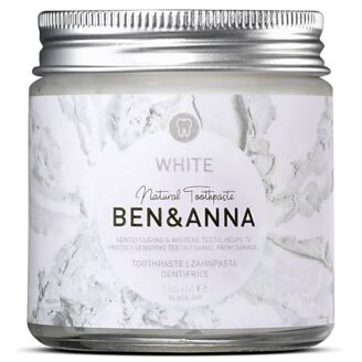 Ben & Anna Natural Toothpaste Whitening - 100 ml