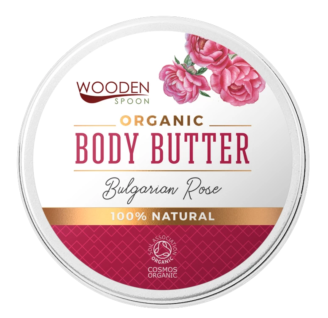 Wooden Spoon Body Butter - Bulgarian Rose  - 100 ml