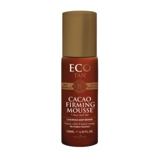 Eco By Sonya Cacao Firming Mousse Ekspress Selvbruning - 125 ml