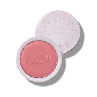 100% Pure Fruit Pigmented Blush: Cherry - 9g
