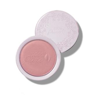 100% Pure Fruit Pigmented Blush: Chiffon - 9g