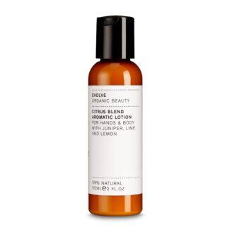 EVOLVE Citrus Blend Aromatic Lotion REISESTØRRELSE - 60 ml