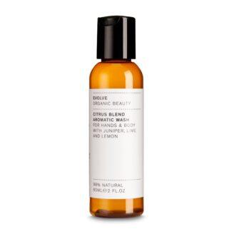 EVOLVE Citrus Blend Aromatic Wash-REISESTØRRELSE - 60 ml