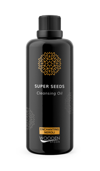 Super Seeds Cleansing Oil for Normal to Dry Skin - 100 ml