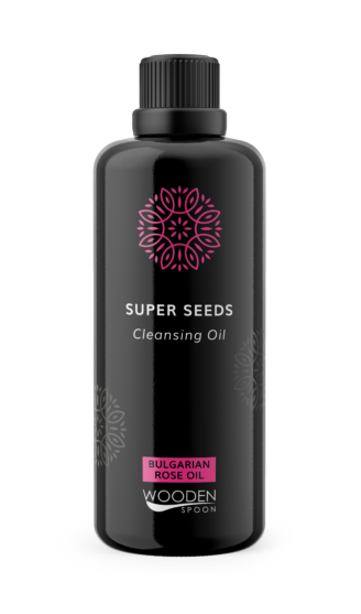 Super Seeds Cleansing Oil for Normal to Oily Skin - 100 ml