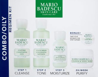 Mario Badescu Combo/ Oily Regimen Kit