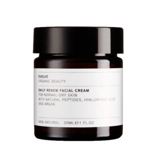 Evolve Daily Renew Facial Cream -REISESTØRRELSE -30 ml