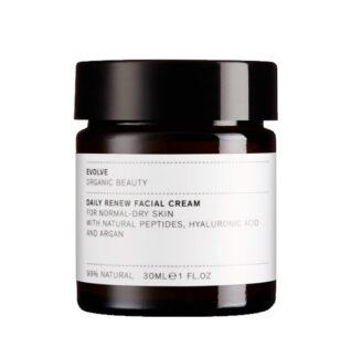 Evolve Daily Renew Facial Cream -REISESTØRRELSE -30 ml