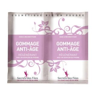 Secrets des Fées Gommage Anti Age - Ansiktsskrubb - (2 stk x 8 gr)