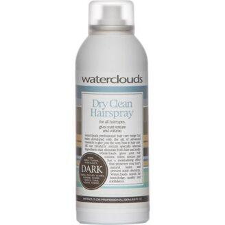 Waterclouds Dry Clean DARK Hairspray  Tørrshampoo for mørkt hår- 200ml