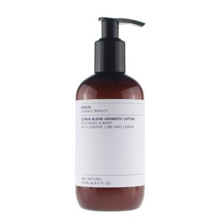 EVOLVE Citrus Blend Aromatic Lotion - 250ml