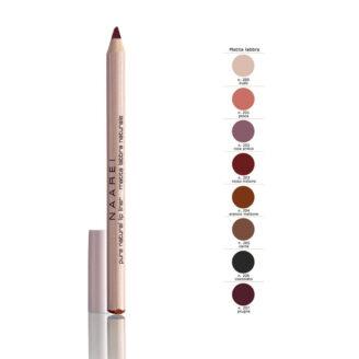 Naarei Pure Natural Lip Liner - flere farger