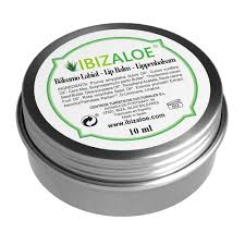 Ibizaloe Aloe Vera Lip Balm - 10 ml
