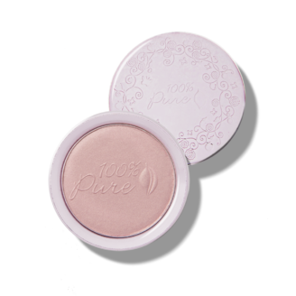 100% Pure Fruit Pigmented Pink Champagne Luminescent Powder - 9g