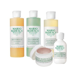 Mario Badescu Hudpleiepakke for fet hud