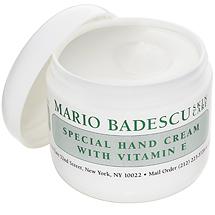 Mario Badescu Special Hand Cream with Vitamin E - 118ml