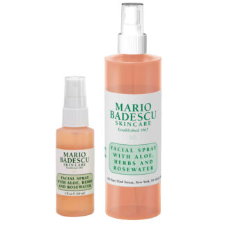 Mario Badescu Facial Spray with Aloe, Herbs and Rosewater - 236 + 59 ml - Limited Edtion