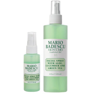 Mario Badescu Facial Spray with Aloe, Cucumber and Green Tea- 236 + 59 ml - Limited Edtion