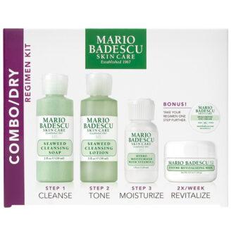 Mario Badescu Combo/ Dry Skin Regimen Kit