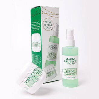 Hudpleiepakke Mario Badescu Facial Spray + Mask Duo