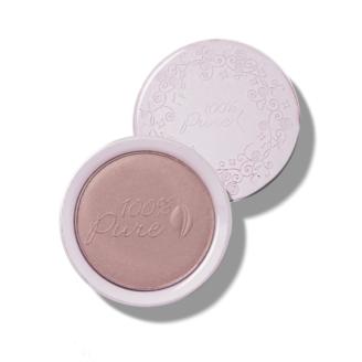 100% Pure Fruit Pigmented Blush: Mauvette - 9g