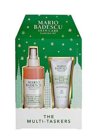 Mario Badescu The Multi- Taskers: Facial Spray + Hand Cream Duo