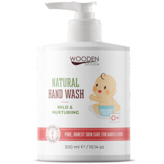 Wooden Spoon Natural Hand Wash  - 300 ml