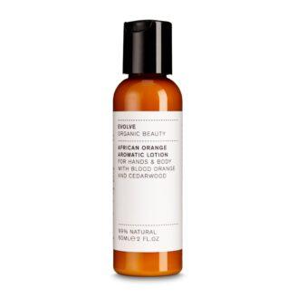 EVOLVE African Orange Aromatic Lotion REISESTØRRELSE- 60 ml