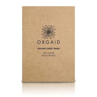 ORGAID Anti-Aging & Moisturizing Organic Sheet Mask - 24 ml