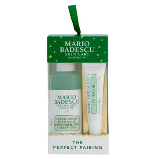 Mario Badescu The Perfect Pairing - Facial Spray + Lip Balm