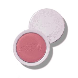 100% Pure Fruit Pigmented Blush: Plum - 9g