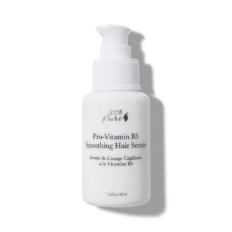 100% Pure Pro-Vitamin B5 Smoothing Hair Serum - 40 ml