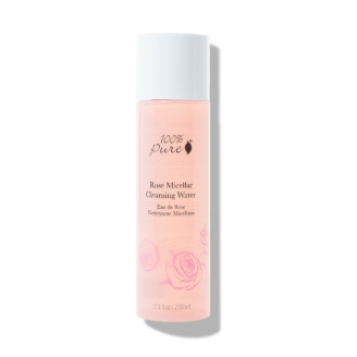 100% Pure Rose Micellar Cleansing Water -210 ml