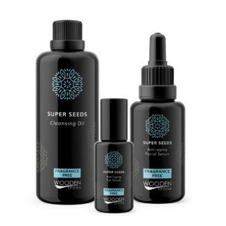 Hudpleiepakke: Super Seeds for Sensitiv hud