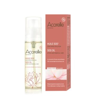 Acorelle SOS Oil - After Hair Removal Care - 50ml