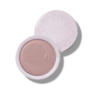 100% Pure Fruit Pigmented Blush: Strawberry - 9g