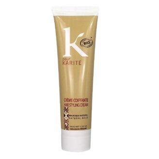 K Pour Karité Hair Styling Cream - 100  gr