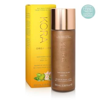 KORA Organics  Sun-Kissed Glow Body Oil - 100 ml