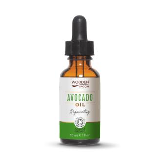 Wooden Spoon Avocado Oil - 30 ml