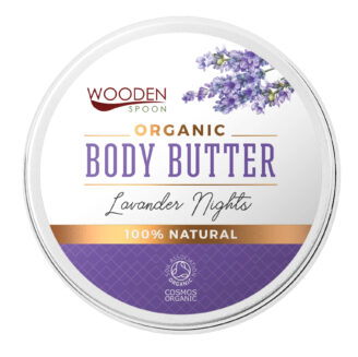 Wooden Spoon Body Butter - Lavender Nights  - 100 ml