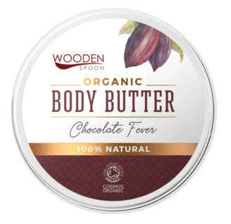 Wooden Spoon Body Butter - Chocolate Fever  - 100 ml