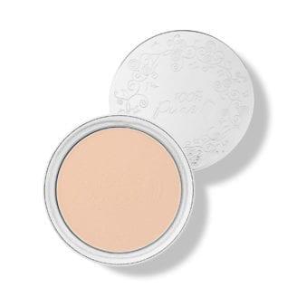100% Pure Foundation powder farge Creme