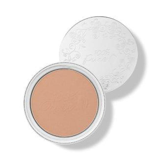 100% Pure healthy foundation powder - golden peach